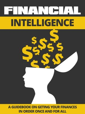 cover image of Financial Intelligence